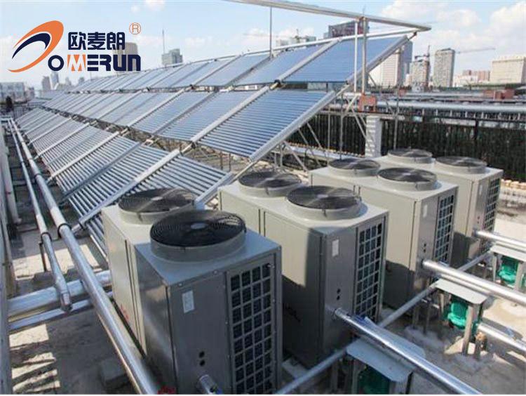 常州装太阳能热水工程,经验丰富