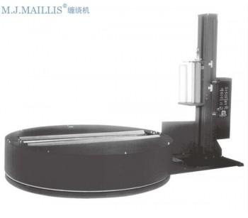 供应广州圆筒纸缠绕包装机,圆筒型缠绕包装机