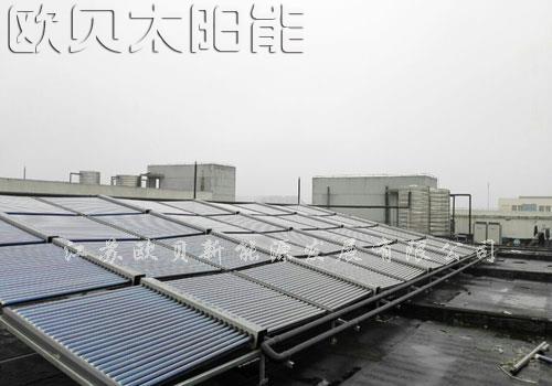 南京金辉广场精品酒店15吨热水工程