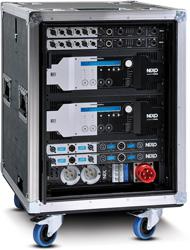 NXAMP4X4四通道数字网络式功放机