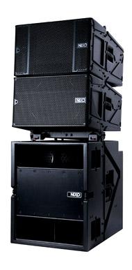 STMM46大型全频线阵音箱