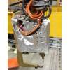玻纤铝箔防护服,耐高温机器人防护服,机器人防护服材质