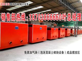 免蒸加气砖设备免蒸加气块免蒸加气块设备免蒸养加气块设备厂家L