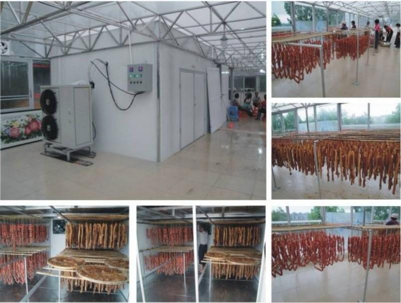 节能型木材烘干机 热泵空气能木材烘干设备 木材恒温除湿设备