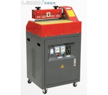 安全设计:盐步饰品热熔胶滚轮过胶机建材热熔胶机涂胶机喷胶机
