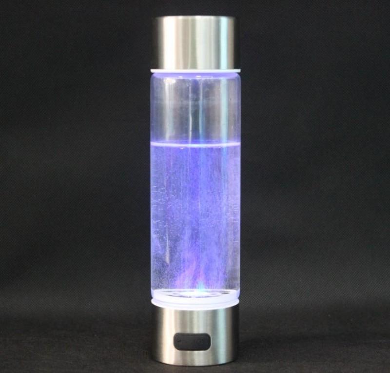 富氢水杯 微电解水素水生成器 无臭氧 纯净水可电解 健康杯