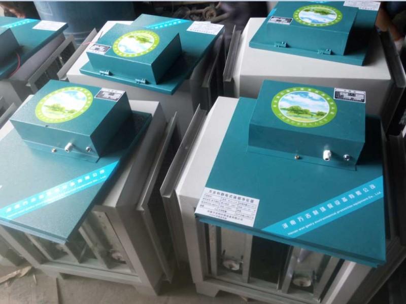 万吉利静电低空油雾净化器臭氧消毒设备参数详解