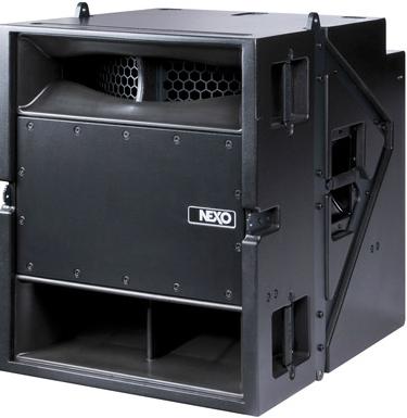 STMS118十八寸超低音箱