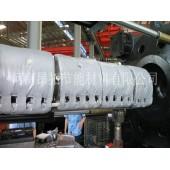 可拆装注塑机保温罩,注塑机保温套,昂拓厂家直销