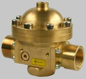 Dome pressure reducer DDM