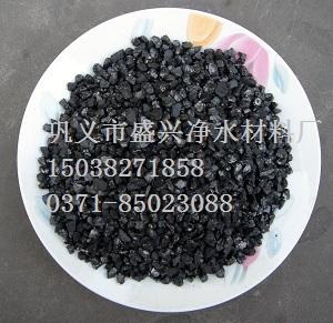 邯郸自来水厂无烟煤垫层滤料 石英砂水处理滤料厂家生产直销