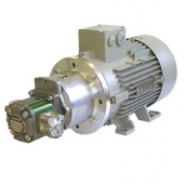 德国WOERNER齿轮泵GFM-D