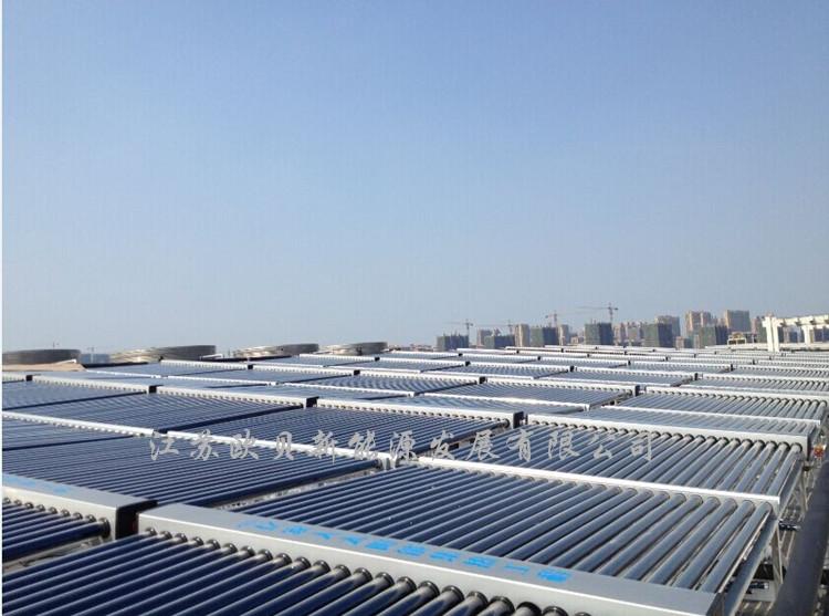 杭州二中树兰实验学校40吨热水方案