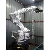 昂拓制ABB机器人防护服, ABB焊接机器人防护服,昂拓制造