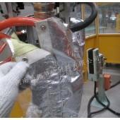 厂家MOTOMAN机器人防护衣,MOTOMAN焊接机器人防护衣