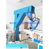 悬臂式机器人3D激光切割系统