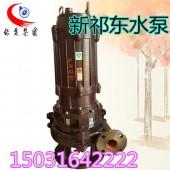 1PNQ立式潜水泥浆泵可移动渣浆泵清淤耐磨杂质泵3KW