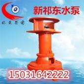 50NSL-25立式耐磨吸砂泵河塘清淤采砂泵泥浆渣浆浮筒泵