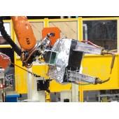订制ABB机器人隔热服,机器人高温隔热服,IRB2400