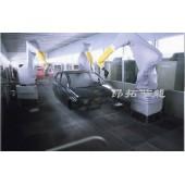 ABB机器人热喷涂防护服,喷涂机器人防护服
