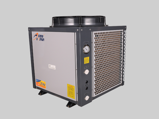 淡水养殖、海水养殖、恒温养殖专用空气源热泵机组
