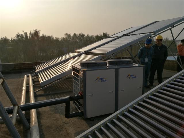 南京白象食品有限公司空气能热泵热水工程