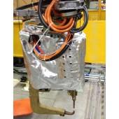 点焊机器人防护服,安川机器人防护服, MOTOMAN ES,MS,VS SERIES