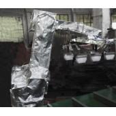 安川机器人防护衣,弧焊机器人防护衣
