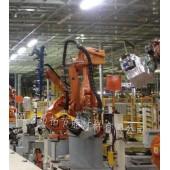 机器人防护罩,点焊机器人防护罩