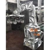 MOTOMAN耐高温防护服,安川机器人防护服,轴垂直多关节