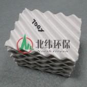 规整陶瓷波纹填料