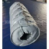 昂拓厂家高温管道隔热罩,高温管道防护罩