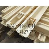 禁止入内铁丝网立柱模具 铁丝网立柱模具尺寸