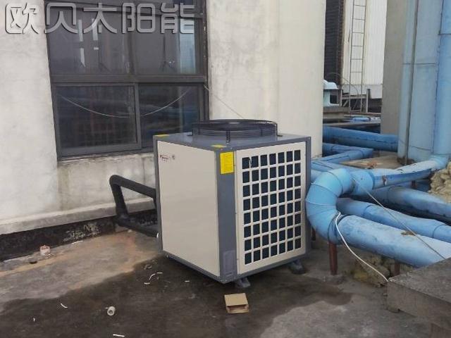 兴化天港假日酒店空气能热水系统