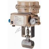 进口气动小流量调节阀-进口气动高压微小流量调节阀