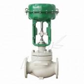 进口气动蒸汽调节阀-气动百分比、直线性调节阀