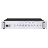 PA6418   4分区可调音量合并式广播功率放大器