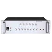 PA6665   6分区可调音量合并式广播功率放大器