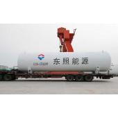 液氩储罐厂家-卧式液氩储罐-河北东照能源生产厂家