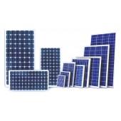 太阳能电池板、光伏组件、分布式安装