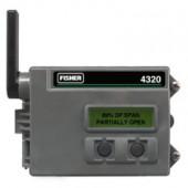 fisher 4320系列位置变送器