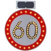 蓟县太阳能标志牌 交通标志牌 太阳能限速标志牌全国包邮