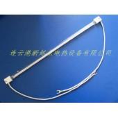 江苏省东海半镀白石英加热管﹍卤素石英加热管生产基地