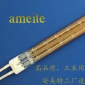 (连云港安美特)专业制作厂家直销---镀金石英管