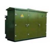 钢结构箱式变电站(美式箱变)厂家推荐