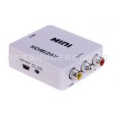 HDMI 转video 高清转换器,原装生产厂家