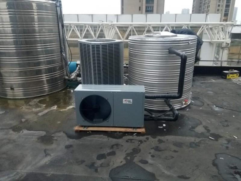 美容美发产业空气能热水器热水系统