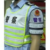 南充警察led袖标 led警察袖标 执勤袖标批发