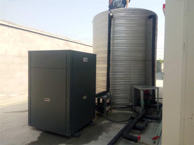 常州泰州镇江无锡疗养院太阳能空气能热水工程
