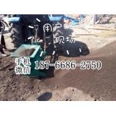 张家界水稻育秧苗床粉土机 56飞锤式农用土壤细碎机 粉土细